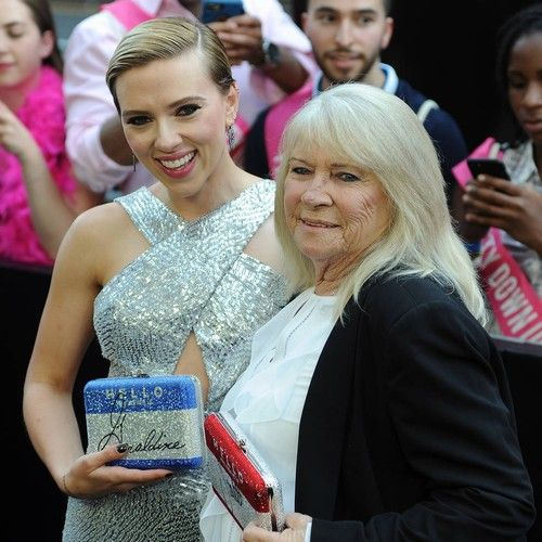 """Newsdesk   Scarlett Johansson has admitted she got """"trashed"""" with elderly doppelganger Geraldine Dodd after inviting the 72-year-old to join her at the Rough Night premiere. An image of a young Geraldine went viral on content sharing website Reddit in April (17), after her grandson..."""
