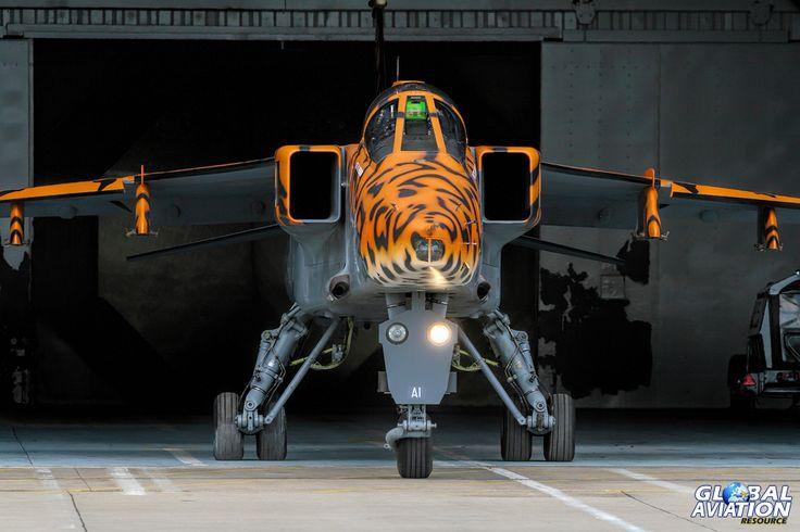 XX119/AI - Sepecat Jaguar GR3A - No. 6 Squadron RAF | by KarlADrage