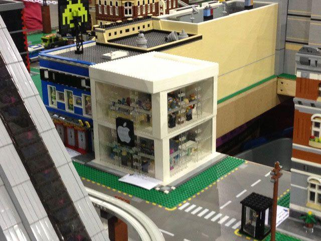 21 best Scot Thompson LEGO Layouts images on Pinterest   Lego, Legos ...