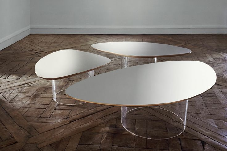 nenuphar table by Janette Laverriere