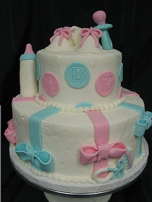 Baby Shower Sheet Cake Ideas For A Girl