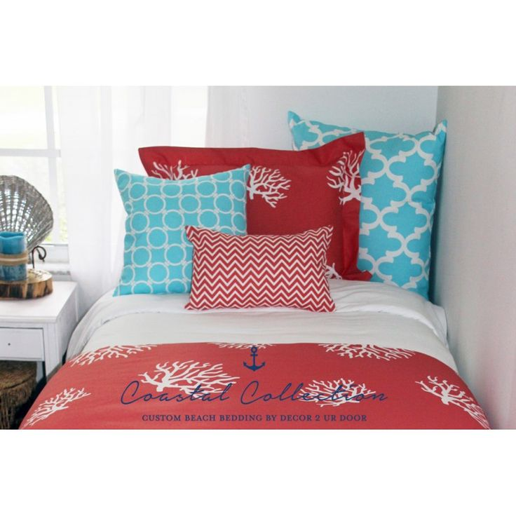 1000 Ideas About Beach Bedding Sets On Pinterest Twin
