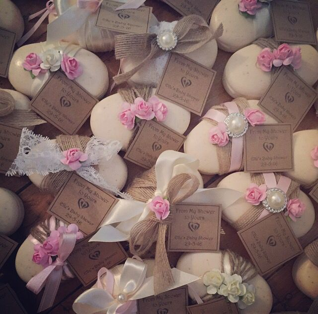 Baby shower soaps