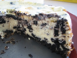 Happy 100th Birthday, Oreo! here's another recipe to celebrate!   Oreo Cheesecake