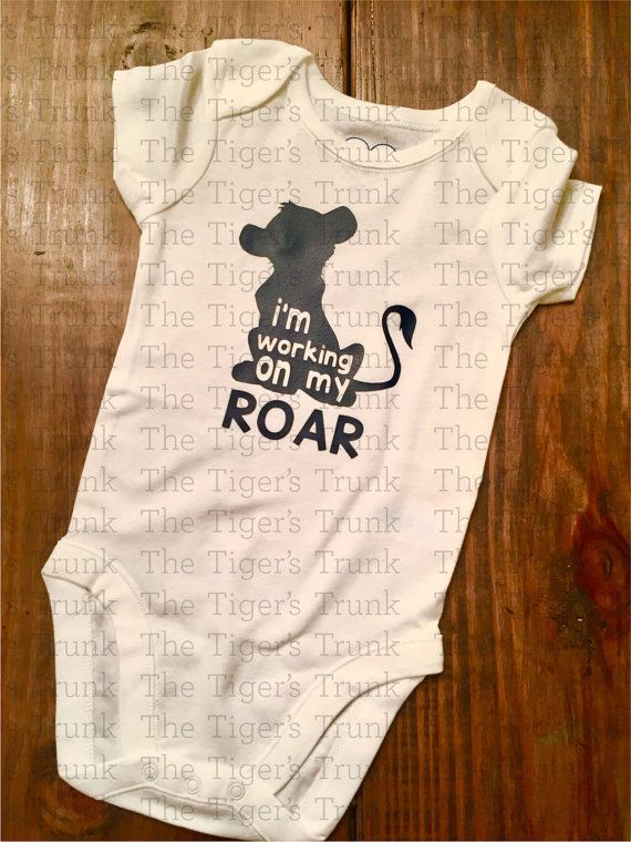 Never Grow Up! The Lion King-inspired apparel. These are made with HEAT PRESSED vinyl--great quality!  **Important information for ordering!! 1. Look through our pictures and then select your style! Make your selection for short-sleeved or long-sleeved shirt or onesie, long-sleeved dress, short-sleeved dress, gown, ruffle gown, ruffle onesie, long-sleeved ruffle shirt, short-sleeved ruffle shirt, flutter sleeve, bubble, bib, or decal only. Various colors of shirts and vinyl are available…