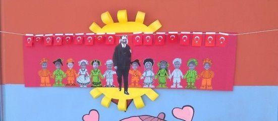 Atatürk Etkinlikleri, 10 Kasım Etkinlikleri, Atatürk Köşesi