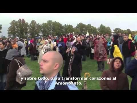 Mensaje de la Virgen a Maureen Sweenwey-Kyle 7-10-2012.