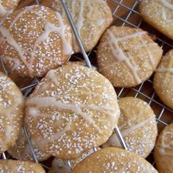 Old German Honey Cookie
