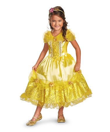 Another great find on #zulily! Belle Dress-Up Outfit - Toddler & Girls by Disguise #zulilyfinds