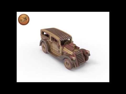 Chevrolet Sedan 1937 - YouTube