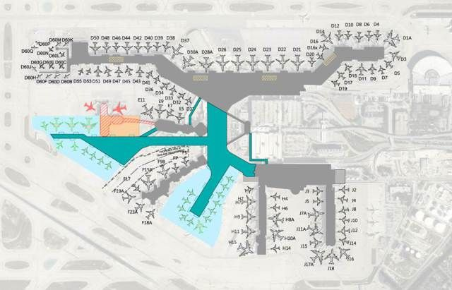 Mia S Terminal Of Tomorrow Being Planned Today Airport Design How To Plan Airport