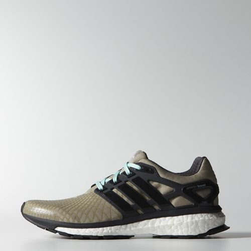Discounted Adidas Women Running Energy Boost 2 0 Atr Shoes Tech Beige Black Frost Mint UK61670 New O