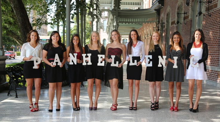 The University of Tampa, Panhellenic Council