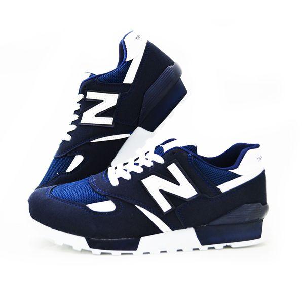 New Balance 446 Lacivert Beyaz | BAYAN AYAKKABI | Spor | New balance kadın ayakkabıları - En uygun fiyata | Nelazimsa.net