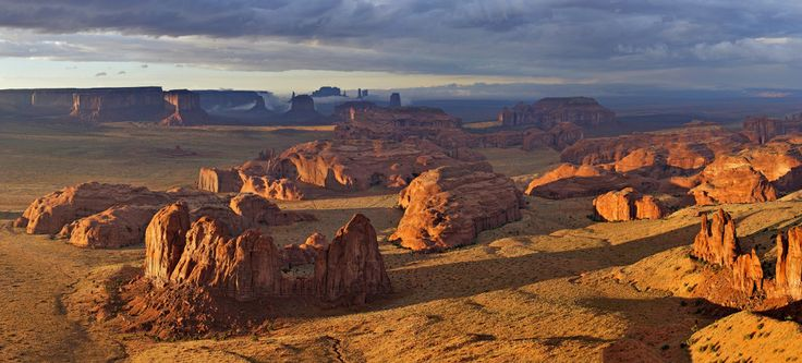 Hunts Mesa, Monument Valley, USA | Photogallery | Oleg Gaponyuk | 360 Degree Aerial Panorama | 3D Virtual Tours Around the World | Photos of the Most Interesting Places on the Earth | AirPano.com