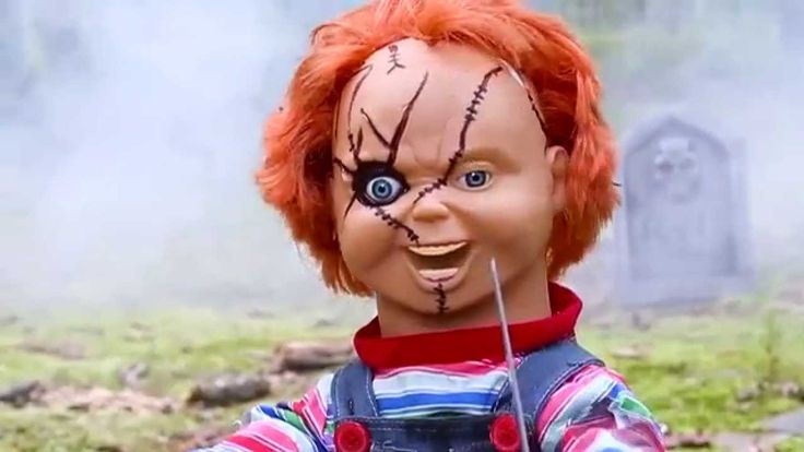 Chucky would be an interesting addition to the monster house.  Talking Chucky Doll - A true classic never goes out of style.