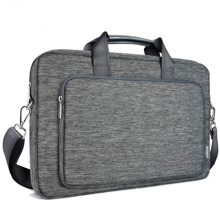 Gearmax Fashion Laptop Bag Case 11 12 13 14 15 15.6 17 Waterproof Nylon Laptop Briefcase Lenovo Bag for Macbook Pro 13 Case