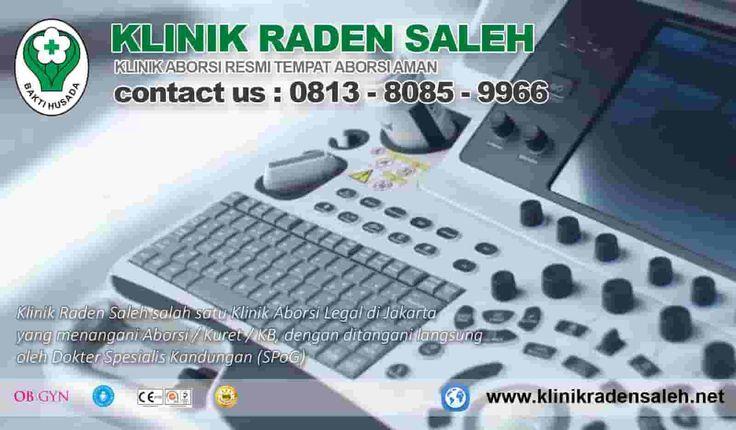 Info Biaya Di Klinik Aborsi Raden Saleh