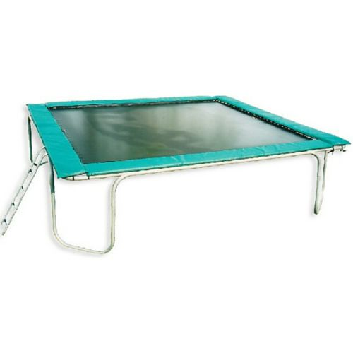Texas Trampoline Extreme Green 15 X 17 Ft Rectangle With