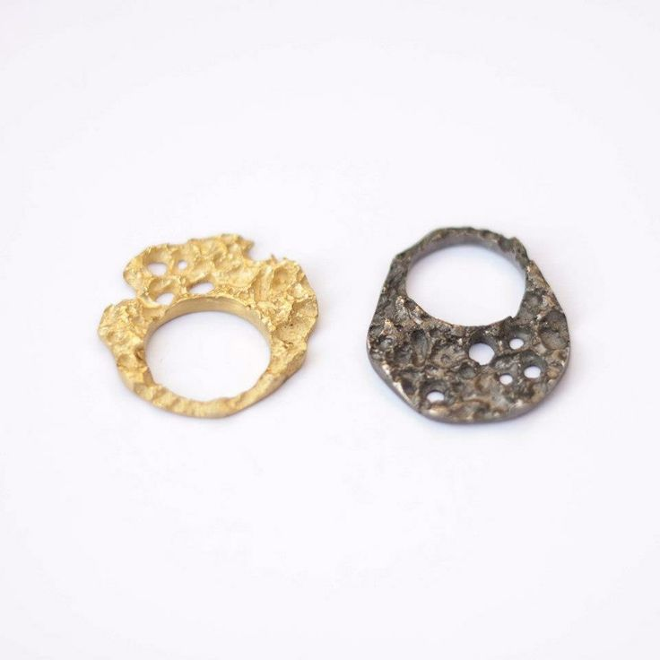 Lia Gonçalves | Joalharia de Autor _ rings_ crateras collection _ silver