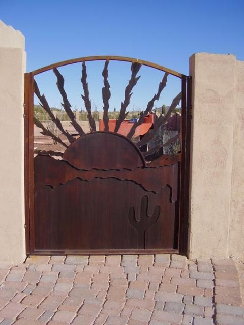 78 Best Images About Gates For My House On Pinterest