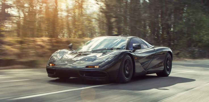 MSO Special! 1998 McLaren F1 #069 - Low Miles, Full Service History, CD Player