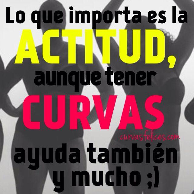 #CurvasFelices #Actitud #CurvyBlogger #Quotes #Curvy #Woman