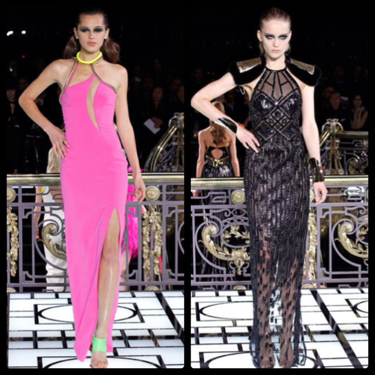 Atelier Versace spring couture 2013