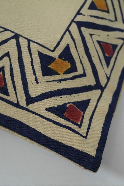Screen Print Cushion Cover
