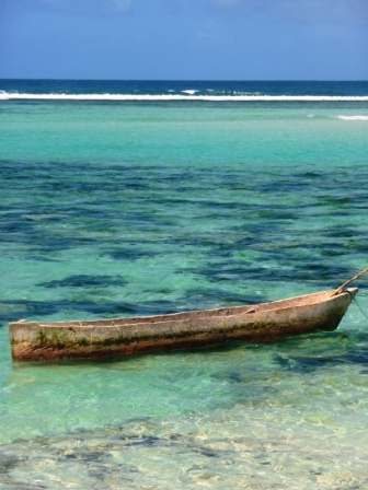 Sand Island, Indian Ocean, Mombasa, Kenya