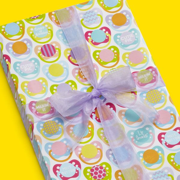 115 best baby gift wrap images on Pinterest | Baby gift wrapping ...