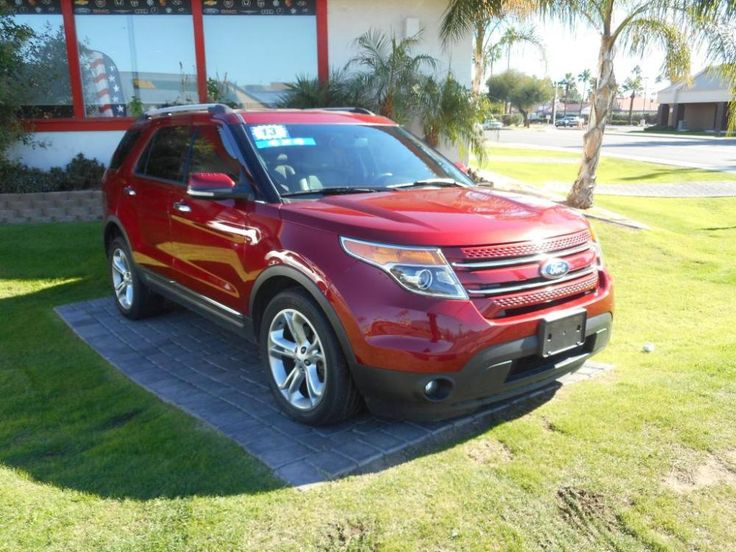 2013 Ford Explorer Limited AWD 4dr SUV In Mesa AZ - Town & Country Motors