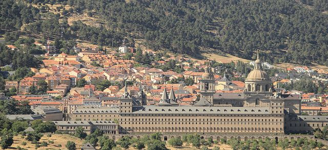 Weekend Getaways near #Madrid.El #Escorial.Royal Palace.Panoramic Views.