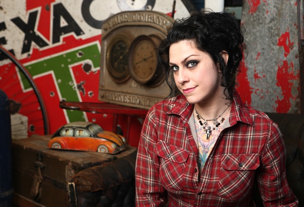 Danielle: American Pickers — History.com Photo Galleries