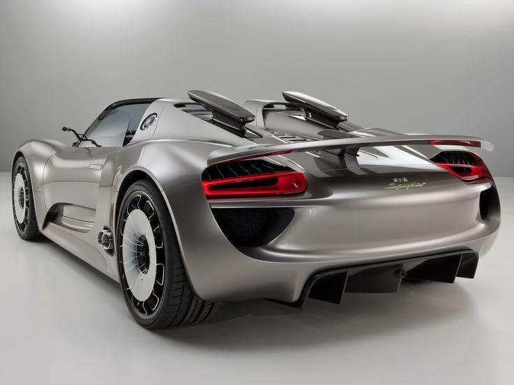 2013: Porsche 918 Spyder