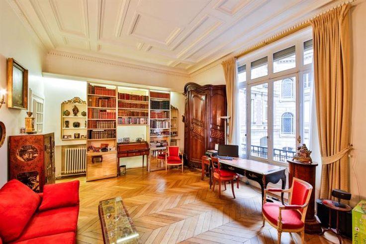Appartement  5 pièces 178 m² à vendre Paris 17e 75017, 1 620 000 € - Logic-immo.com