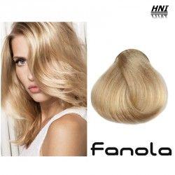 Vopsea de par blond cald platinat Fanola 10.03