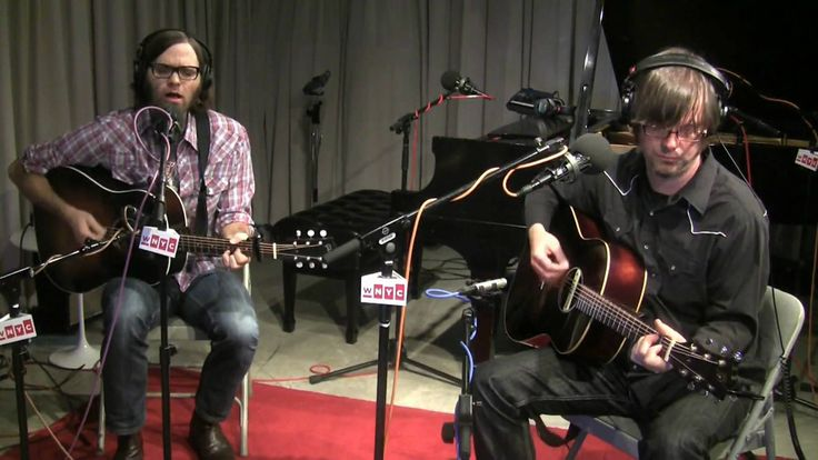 "Ben Gibbard and Jay Farrar Perform ""These Roads Don't Move"" Live on Soundcheck"