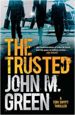 John M Green's first Tori Swyft thriller paints a plausible picture of a global conspiracy of highly trusted double agents  using cyber terrorism to bring about radical environmental change. It is a fast paced, intelligent page turner that will keep you up all night.