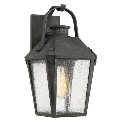 Quoizel Carriage CRG8406MB Outdoor Wall Sconce | Hayneedle