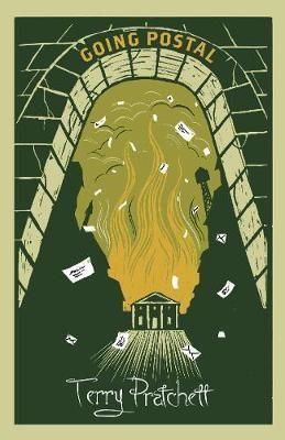 Going Postal : (Discworld Novel 33)   4.35 (82,377 ratings by Goodreads)