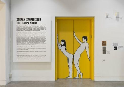 Stefan Sagmeister's Happy Show