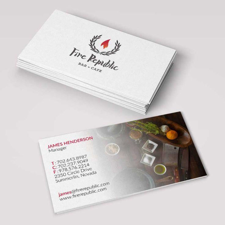 27 best Fat & Sandwich Business Cards images on Pinterest ...