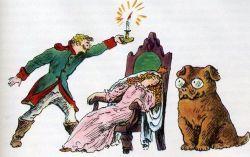 Сегодня день рождения книжного иллюстратора Владимира Конашевича. До конца июня его работы можно посмотреть на выставке в Пушкинском музее. Ну, или в любимых детских книжках:)