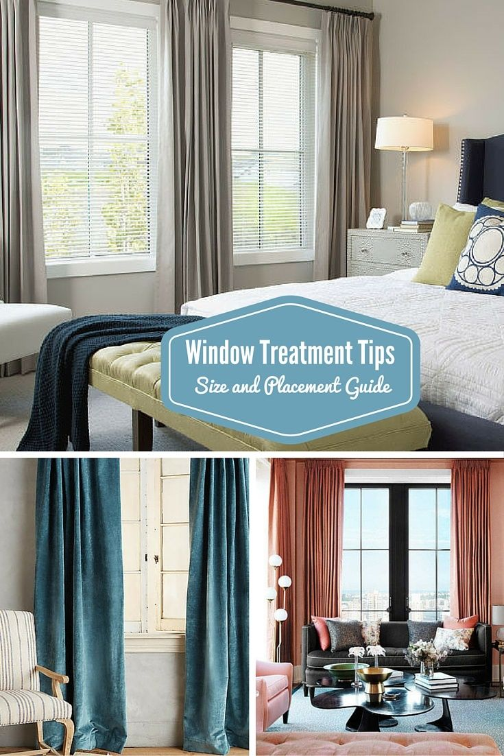 Interior design hanging curtains - How To Hang Curtains The Right Way