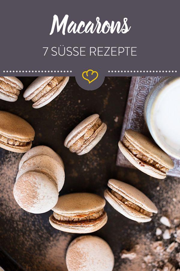 Macarons selber machen: 7 süße Rezepte für das französische Gebäck