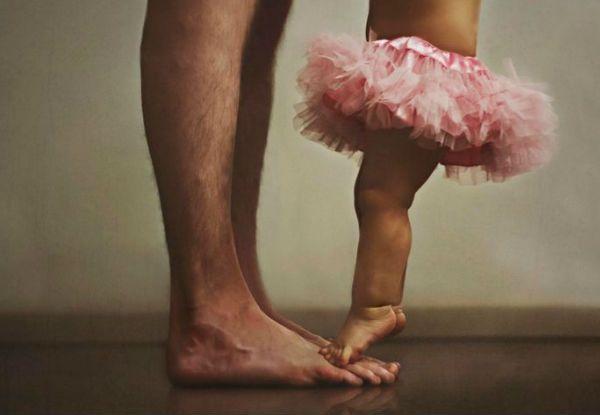 35 fotos incríveis que mostram a relação entre pais e filhas!