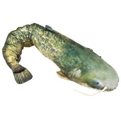 GP 175167 - cuscino a forma di pesce siluro della Gaby