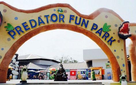 Predator Fun Park - https://panwis.com/jawa-timur/tempat-wisata-di-batu-malang/