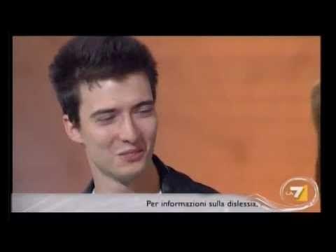 Dislessia - La storia di Luca e Giacomo a Cristina Parodi Live su La7